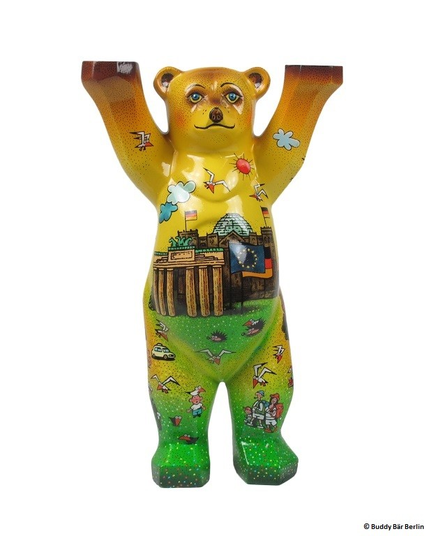 Buddy Bear Berlin Comic II