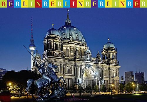 Bildmagnet Berliner Dom