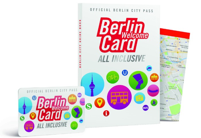 Berlin WelcomeCard all inclusive Erwachsener 2018