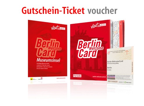 Berlin WelcomeCard Museumsinsel