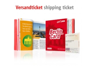 Berlin WelcomeCard 2021