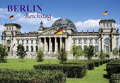 Magnet Berlin Reichstag