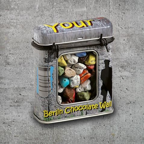 Berlin Chocolate Wall