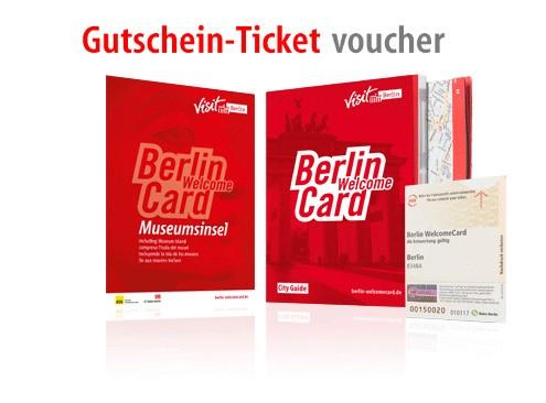 Berlin WelcomeCard Museum Island 2018