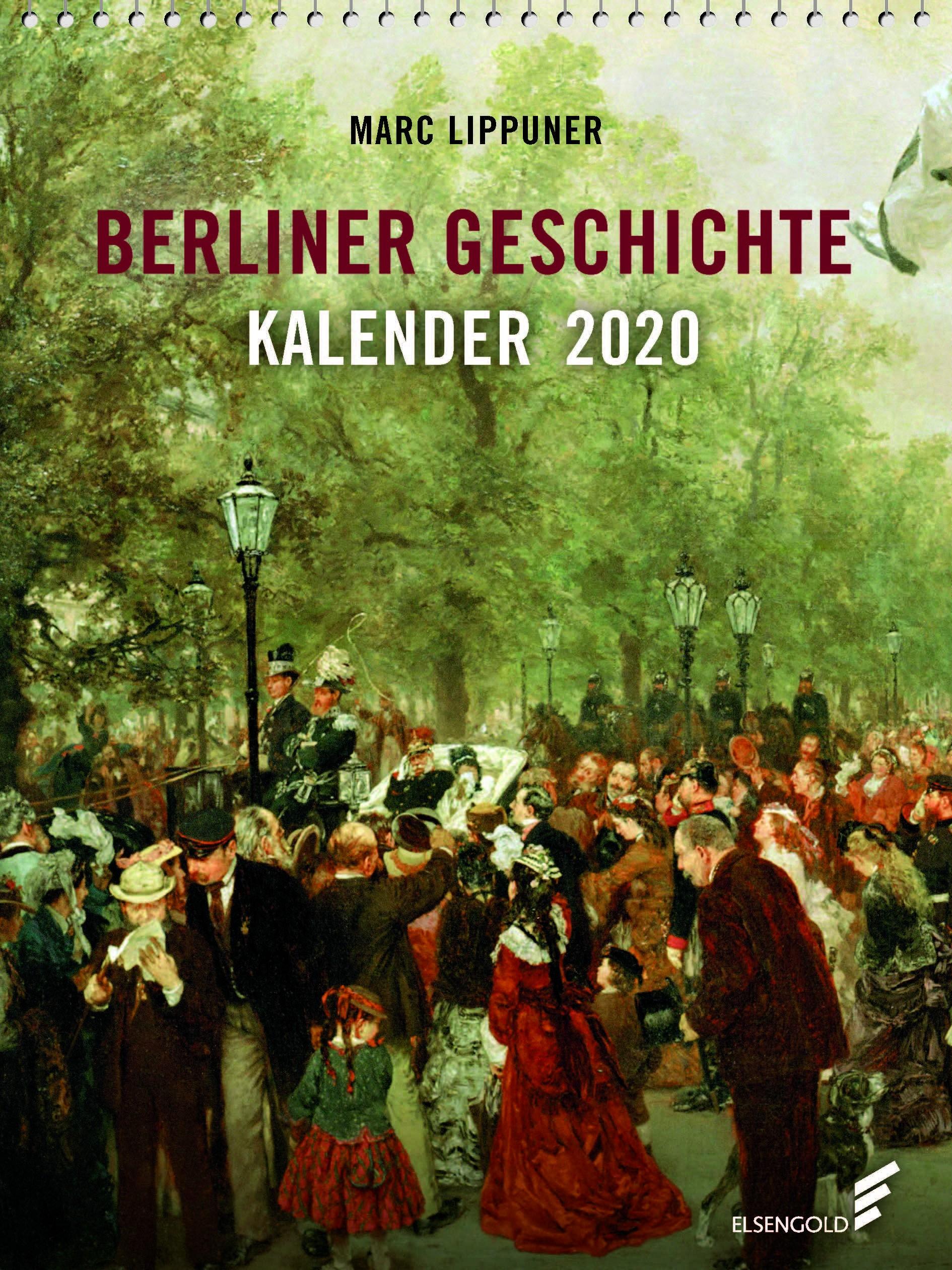 Wandkalender 2020 c_Elsengold