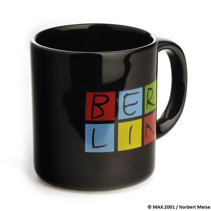 cup berlin black-colored