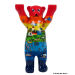 Buddy Bear Regenbogen mini