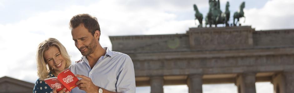 Berlin WelcomeCard Sommer Brandenburger Tor