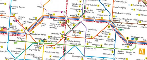 Tarifbereich Berlin ABC
