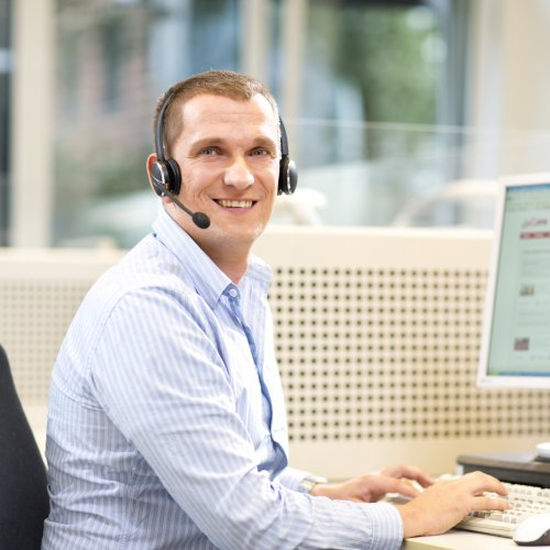 Your customer service by visitBerlin.de