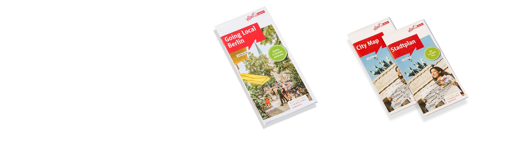 City Guidebooks & City Maps Berlin